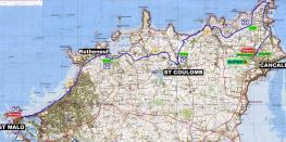 Semi-marathon Cancale-Saint-Malo Cancale
