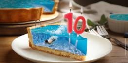 L'Aquapaq fête ses 10 ans ! - Samedi Quimperlé