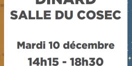 Don du sang Dinard