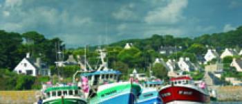 Port de pêche du Conquet