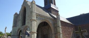 L\église Saint-Hubert