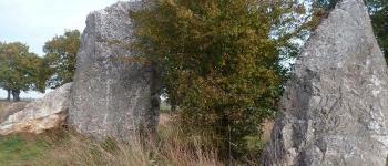 Alignement de menhirs de Lampouy