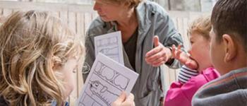 Le club des petits découvreurs (7-12 ans): Reste branché VANNES