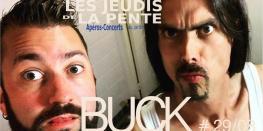 Concert Buck au Café de la Pente ROCHEFORT EN TERRE
