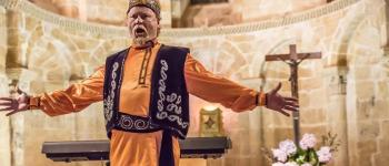 Concert de « Valery Orlov–la Grande voix Russe LA TRINITE SUR MER