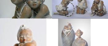 Exposition de sculptures - photographies - peintures ARRADON