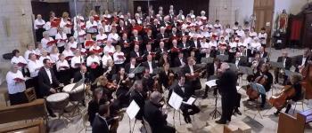 Concert de l\ensemble choeur et orchestre Paul Kuentz VANNES
