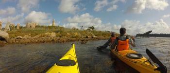 Balade nautique kayak, histoires et découvertes de l\entrée du Golfe BADEN