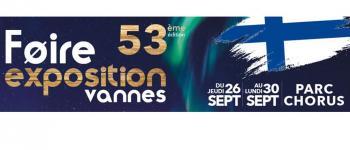 Foire Exposition de Vannes VANNES