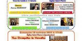 Concert à l'église Questembert