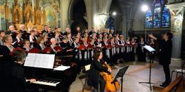Concert de Noël: Choeur des 4 vents Carnac