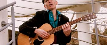 Concert Ronan Gourlaouen au Petit Café dans la Prairie THEIX-NOYALO