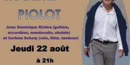 Maxime Piolot en concert CARNAC