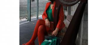 Roxane Martin, harpe celtique ST AVE