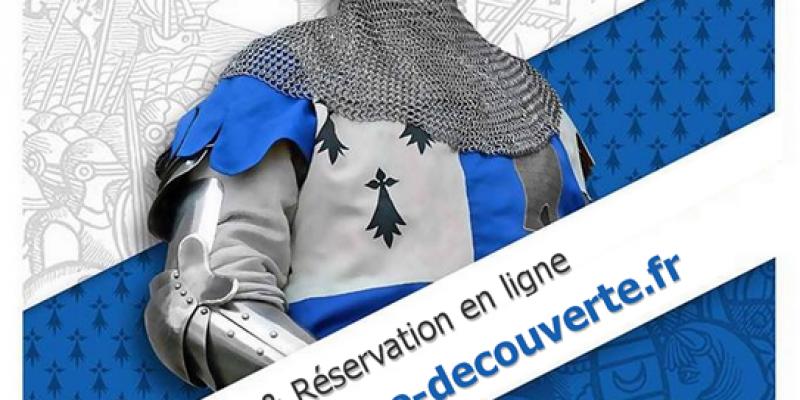 Visite guidée & Réalité virtuelle en 3D - Saint-Goustan