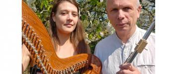 Duo Nygma - Flûte et harpe ARRADON