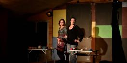 Théâtre  Histoires d'Elles  à l'Etang Moderne ROCHEFORT EN TERRE