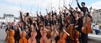 Concert d\ensemble de violoncelles VANNES