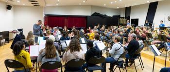 Concert de l\Orchestre d\Harmonie de Mayenne QUIBERON