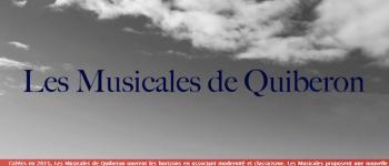 Concert Les Musicales, trio de jazz QUIBERON