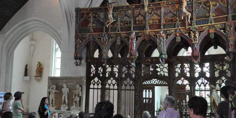 Visites flash à la chapelle Saint-Fiacre