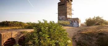 Les vestiges du Mur de l\Atlantique du Bégo