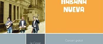 Concert du Pilori « Habana nueva » Le Croisic