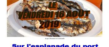Sardinade Saint-Michel-Chef-Chef