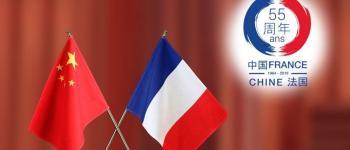 Fête 55e anniversaire des relations diplomatiques franco-chinoise Saint-Nazaire