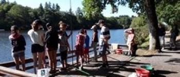 Atelier pêche Mon 1er poisson Savenay