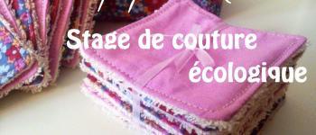 Stage de couture écologique Lorient
