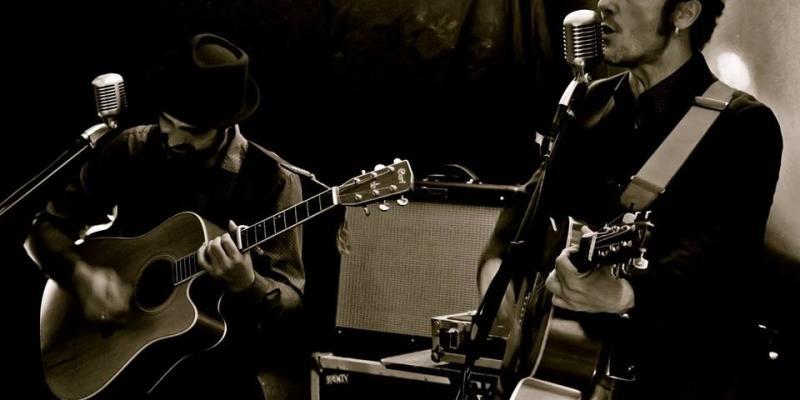Alex De Vree et Erwan Le Fichant (Duo Blues)