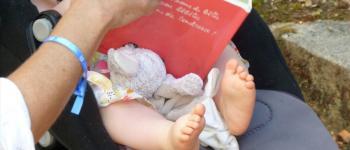 Partir en livre :lecture et atelier créatif Guérande