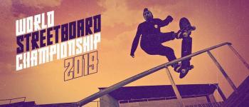 Championnat du monde de Streetboard 2 019 Nantes