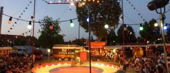 « Entrez dans la Danse ! » par le cirque Bidon La Chapelle-Launay
