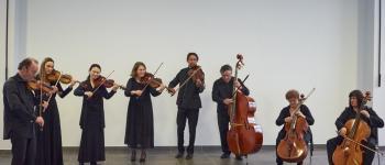 Concert 7 Chapelles en Arts : Ensemble romantique de Bretagne Guidel