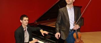 Concert 7 Chapelles en Arts : Math et As Duo Guidel