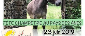 Fête champêtre au pays des ânes Saint-Lumine-de-Coutais