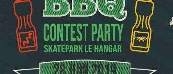 Soirée barbecue et compétition festive au skatepark le Hangar Nantes