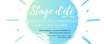 Stage été : 2 jours de (re) connexion à soi et aux autres Nantes