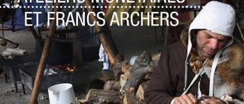 Histoire vivante, atelier monétaire et francs archers Châteaubriant