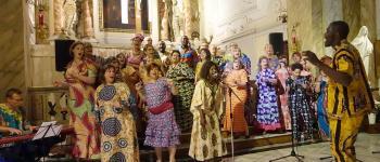 Gospel Africa pour la fête de la musique Vannes