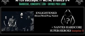 After du colloque Metal Studies Nantes