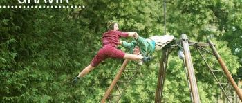 Cirque : Gravir, compagnie les Quat'fers en l'air Clisson
