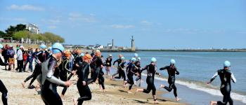 Swim, bike & run Saint-Nazaire