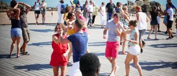 Latina beach party Saint-Nazaire