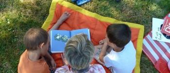 Lectures à la coulée verte Guérande
