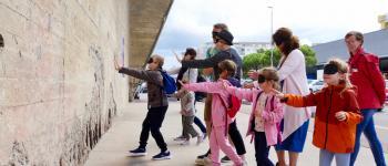 Visite en famille avec sensations béton ! Saint-Nazaire