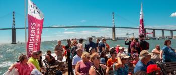 Embarquez pour la croisière découverte : Saint-Nazaire-sur-Mer Saint-Nazaire