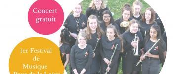 Jeune jazz : les jeunes musiciens des Tameside, Angleterre Ancenis-Saint-Géréon